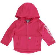 Carhartt Infant/Toddler Girls' Force Fleece Jacket