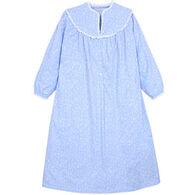 "Lanz Women's 50"" Flannel Nightgown"