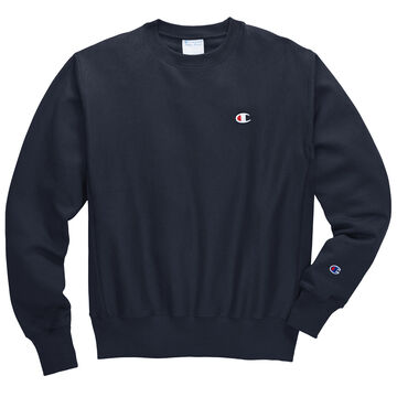 Champion Mens Reverse Weave Crew Neck Sweatshirt