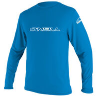 O'Neill Youth Basic Skins Long-Sleeve Rashguard