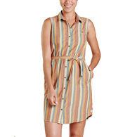 Toad&Co Women's Funday Sleeveless Tie Dress