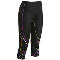 CW-X Women's 3/4 Stabilyx Tight