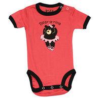 Lazy One Infants' Bear-A-Rina Creeper