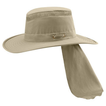 Tilley Endurables Men s LTM6IS AIRFLO Hat with Insect Shield ... 1cef73fee50