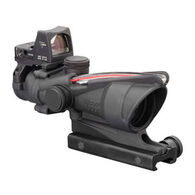 Trijicon ACOG 4x32 Dual Illuminated Red Crosshair Reticle Rifle Sight w/ RMR