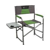 Portal  Steel Frame Director's Chair w/ Side Table