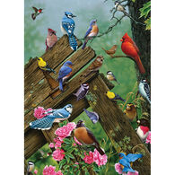 Outset Media Jigsaw Puzzle - Birds of the Forest