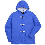 Kenpo Women's i5 Toggle Hooded Rain Slicker