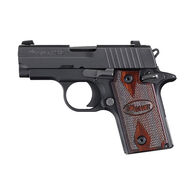 "SIG Sauer P238 Rosewood 380 Auto 2.7"" 6-Round Pistol"