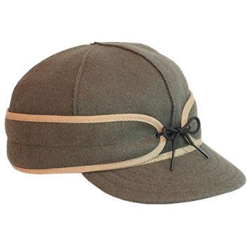 Stormy Kromer Mens Original Wool Cap