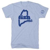 LiveME Men's FishME Short-Sleeve T-Shirt