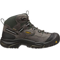 Keen Men's Braddock Mid Waterproof Safety Steel Toe Boot