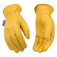 Kinco Women's Premium Grain Deerskin Driver Glove
