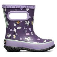 Bogs Girls' Skipper Pegasus Rain Boot