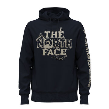 The North Face Mens Himalayan Bottle Source Pullover Hoodie