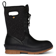 Bogs Women's Crandall Lace Speckle Insulated Boot