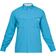Under Armour Men's UA Tide Chaser Solid Long-Sleeve Shirt