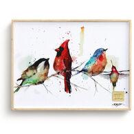 Big Sky Carvers Little Birds Wall Art