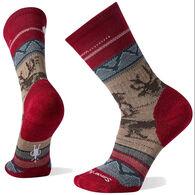 SmartWool Men's Reindeer Crew Sock
