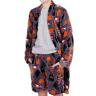 Souverign Athletic Boy's Basketball Fleece Robe