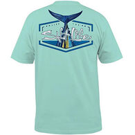 Salt Life Men's Tuna Tail Pocket Short-Sleeve T-Shirt