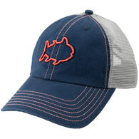 Southern Tide Men's Contrast Stitch Skipjack Trucker Hat