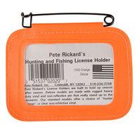 Pete Rickard Deluxe License Holder