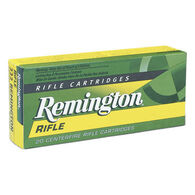 Remington Rifle 22-250 Remington 55 Grain PSP Rifle Ammo (20)