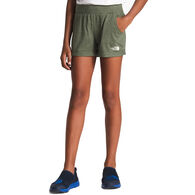 The North Face Girl's Tri-Blend Short