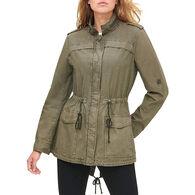 Levi's Women's Fishtail Anorak Jacket