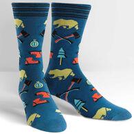Sock It To Me Men's Trail Life Sock