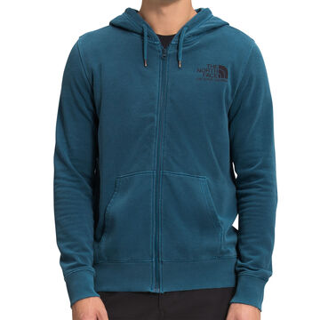 The North Face Mens Image Ideals Full Zip Hoodie