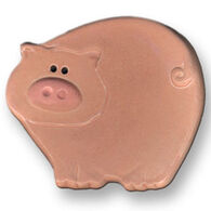 August Ceramics Mini Pig Dish