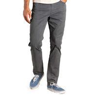 Toad&Co Men's Mission Ridge 5 Pocket Lean Pant