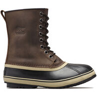 Sorel Men's 1964 Premium T Lace Leather Waterproof Winter Boot
