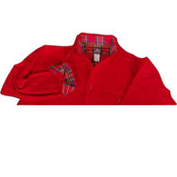 Johnson Woolen Mills Men's Flannel-Lined Button Long-Sleeve Shirt