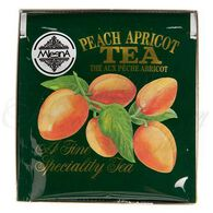 Metropolitan Peach Apricot Tea Sampler, 5-Bag
