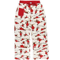 Lazy One Women's Almoose Asleep PJ Pant