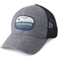 Fish Hippie Men's Upland Trucker Hat