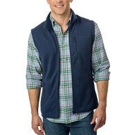 Southern Tide Men's Samson Peak Sweater Fleece Vest