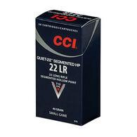 CCI Quiet-22 Segmented HP 22 LR 40 Grain CPRN Rimfire Ammo (50)