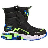 Skechers Boys' Mega-Craft: Cuboforce Boot