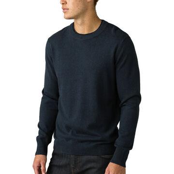 prAna Mens Diggs Crew Sweater - Slim Fit