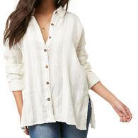 O'Neill Women's Aria Long-Sleeve Top