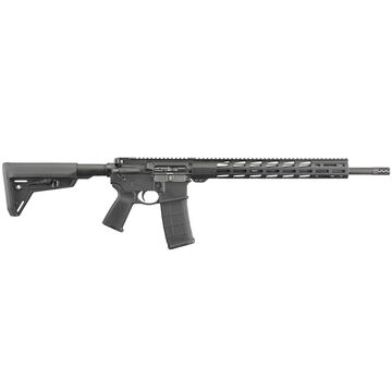 Ruger AR-556 MPR Collapsible Stock 5.56 NATO 18 30-Round Rifle