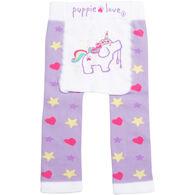 Puppie Love Infant Unicorn Legging