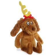 "Aurora Dr. Seuss 7"" Max Plush Stuffed Animal"