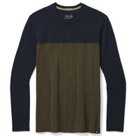 SmartWool Men's Merino Sport 250 Henley Baselayer Top