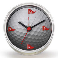 Big Sky Carvers Golf Clock-n-Can