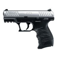 "Walther CCP Stainless 9mm 3.54"" 8-Round Pistol"
